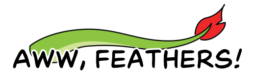 Aww, Feathers! logo